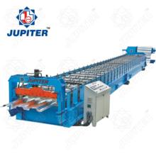W Beam Safety Barrier/Highway Guardrail Roll Forming Machine