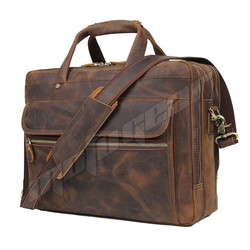 Best Price Leather Laptop Bags Direct Supply  Genuine Leather Laptop Bag
