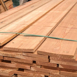 Kiln Dried Siberian Larch Lumber