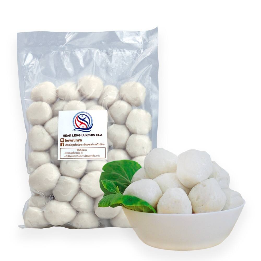 Premium Frozen Food Fish Balls