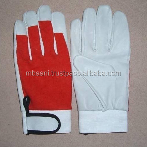 Assembly Gloves Garden Gloves Working Gloves Nappa Leather Excellent Quality