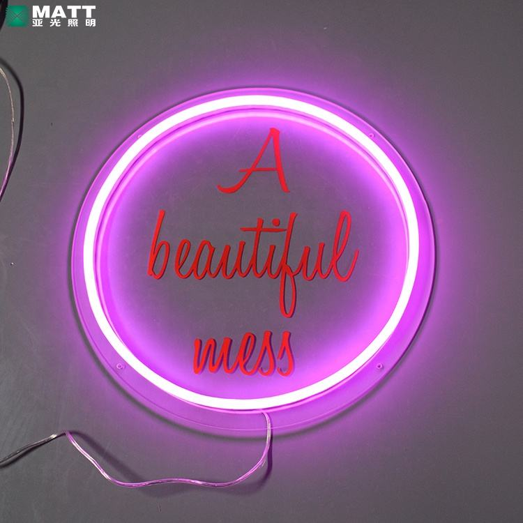 leds rgb neon flex neon light decoration letter box neon for rooms wedding and shop decor
