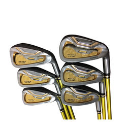 HONMA IS-06  6S R Flex Men Right Second Hand Iron Golf Clubs