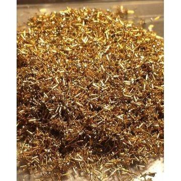 GOLD PLATED CPU PINS FOR SCRAP GOLD RECOVERY