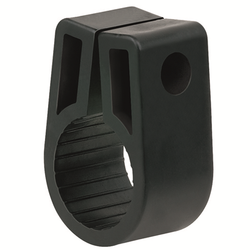 Black Cable Clips SR1780 Standard Cable Cleats With Standard Cleat Type From United Kingdom