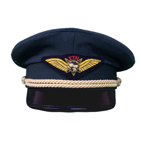 High Quality OFFICERS AND CAPTAINS PEAK CAP (HAT)
