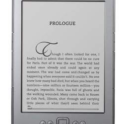 Amazon Kindle eBook Reader 4th Gen 2G