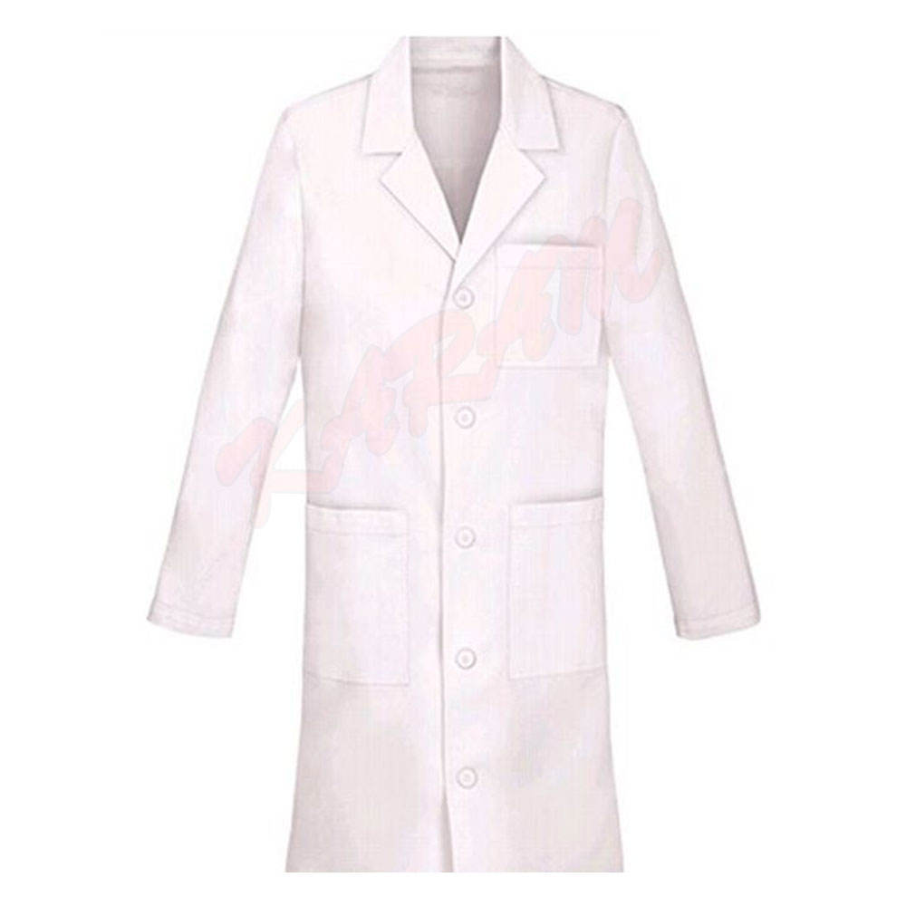 Top Quality Wholesale Supply Hospital Doctor White Lab Coat