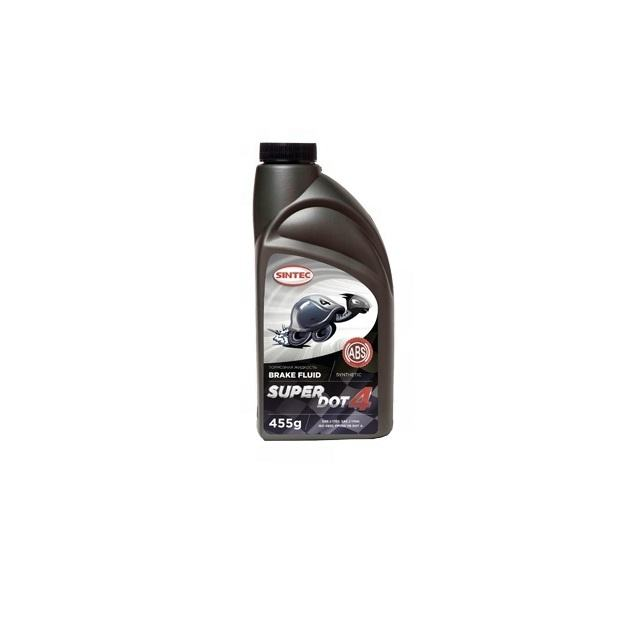 455g 250 C Sintec SUPER DOT-4 brake fluid lubricant