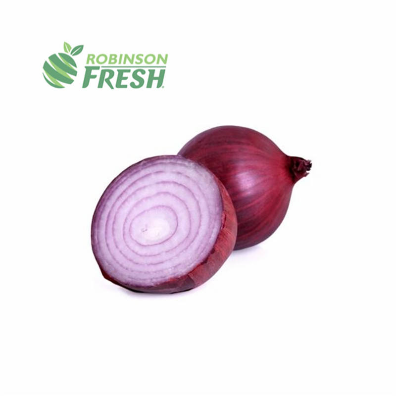US Grown Fresh Red Onions Robinson Fresh MOQ 25 LBS Quick Delivery in US
