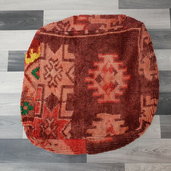 Gorgeous Floor cushion - boujaad moroccan pouf
