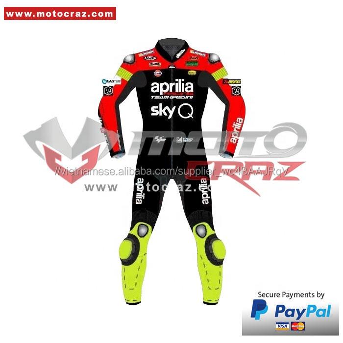 Tùy Chỉnh Thực Hiện Da Phù Hợp Với Chủng Tộc, Andrea Iannone <span class=keywords><strong>Aprilia</strong></span> Da , Andrea Iannone MototGP 2019 Da Đua Phù Hợp Với
