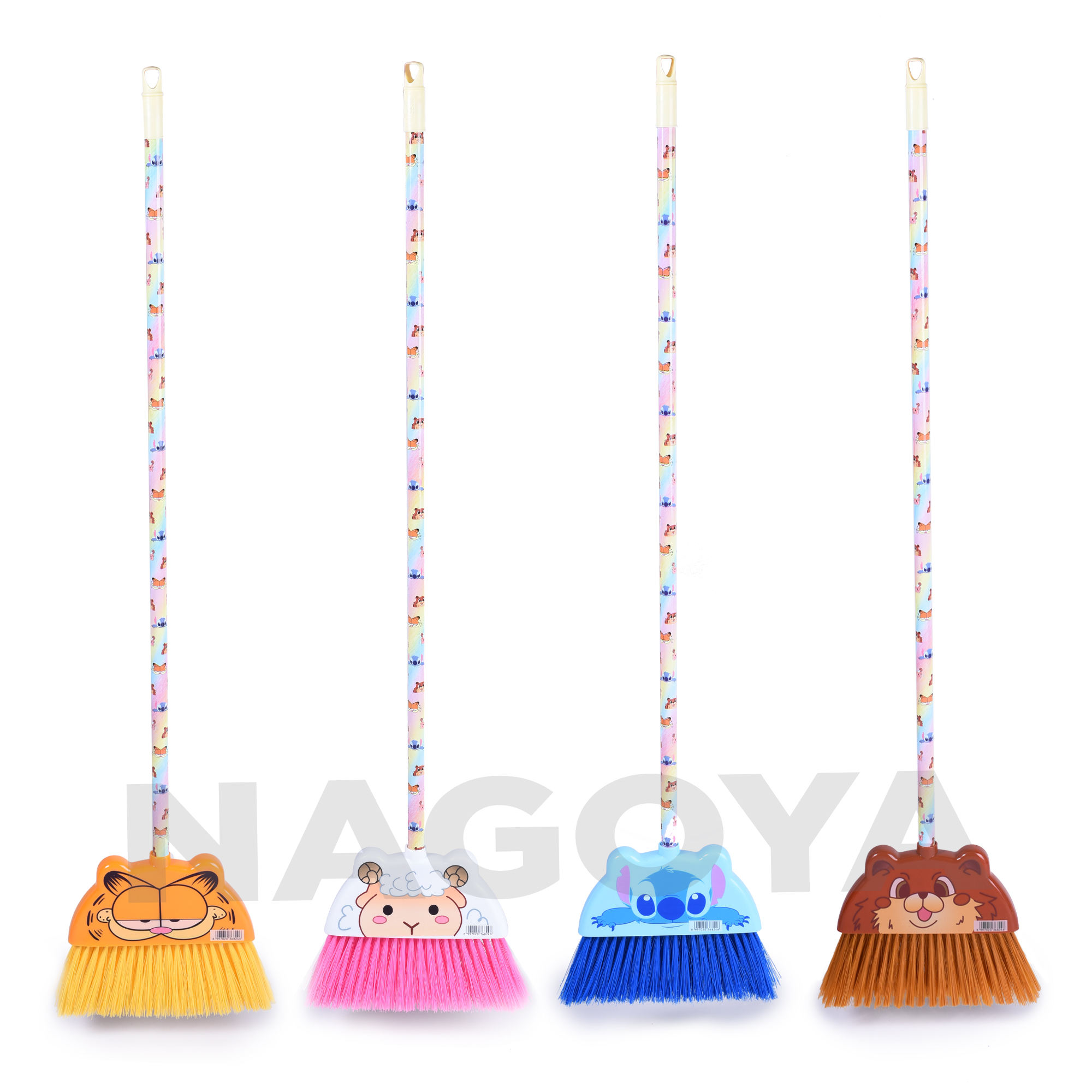 Wholesale Price Character Broom with handle