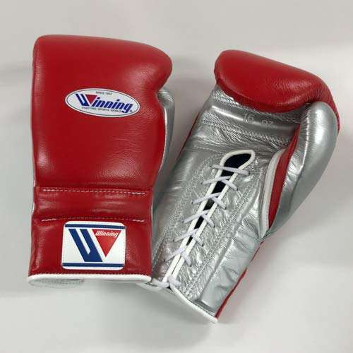 Custom Design Winning Boxing Gloves Real Leather Training Professional Boxing Gloves 100 % Genuine Leather Boxing Gloves