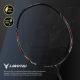 2020 LIBOTAI Full Carbon Graphite Carbon Fiber Nanotube Ultra Light High Tension Super Flexibility Professional Badminton Racket