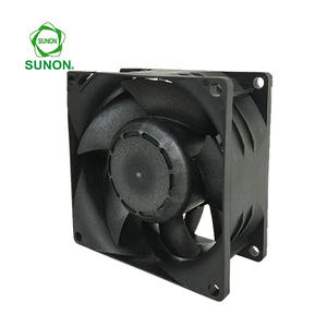SUNON 12V DC Axial Fan 80x80x38mm (PF80381BX-D030-S99)
