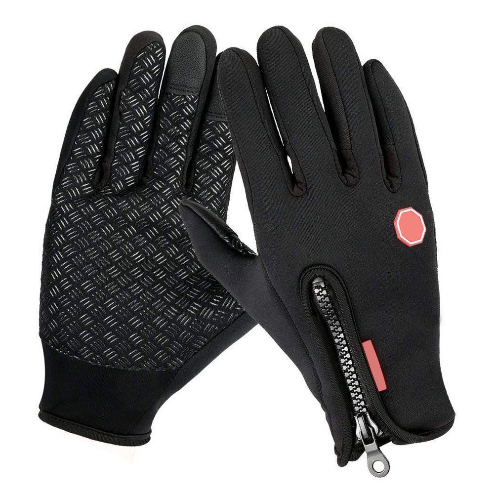 New Collection Cheap Price Winter Leather Gloves