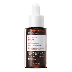 NEOGEN DERMALOGY Vitamin C Serum 22% with Pure Ascorbic Acid,vitamin complex (Vitamin E, Vitamin B5) and Niacinamide -1.12 fl oz