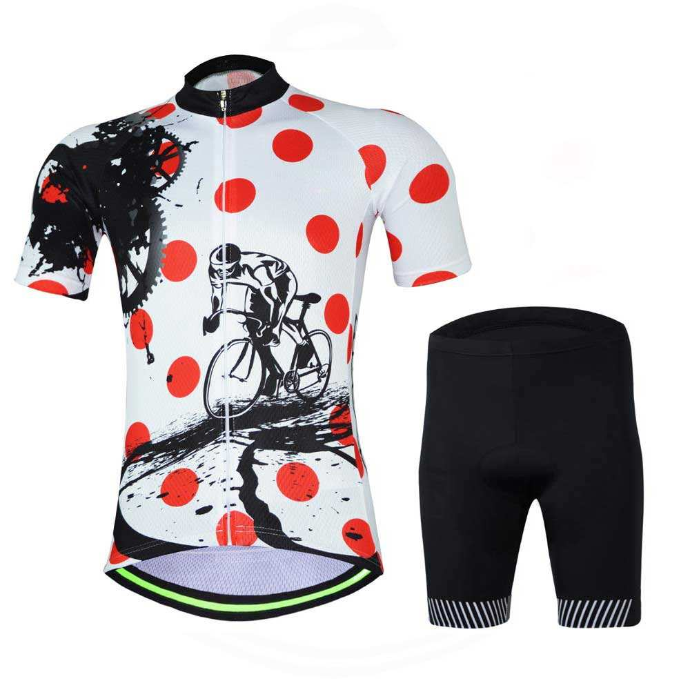 Cycling Jersey Men Bike Shirts Custom Cycling Apparel And Pro Team Cycling Jersey