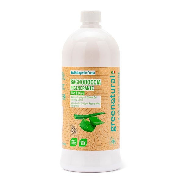 Huge Demand 1L Aloe and Olive Organic Body Shower Gel at Best Price