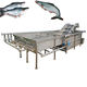 Fish processing fish complete food grade stainless steel cleaning machine for fish