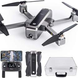 NEW Potensic D88 Foldable Drone, 5G WiFi FPV Drone with 2K Camera, RC Quadcopter