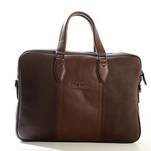 Fashion Leather Handbag For Man. Laptop Briefcase 100% Genuine Leather Men's Collection.