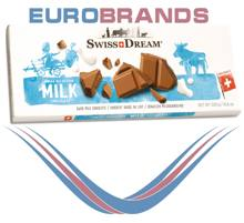 SwissDream Milk Bar, 300g