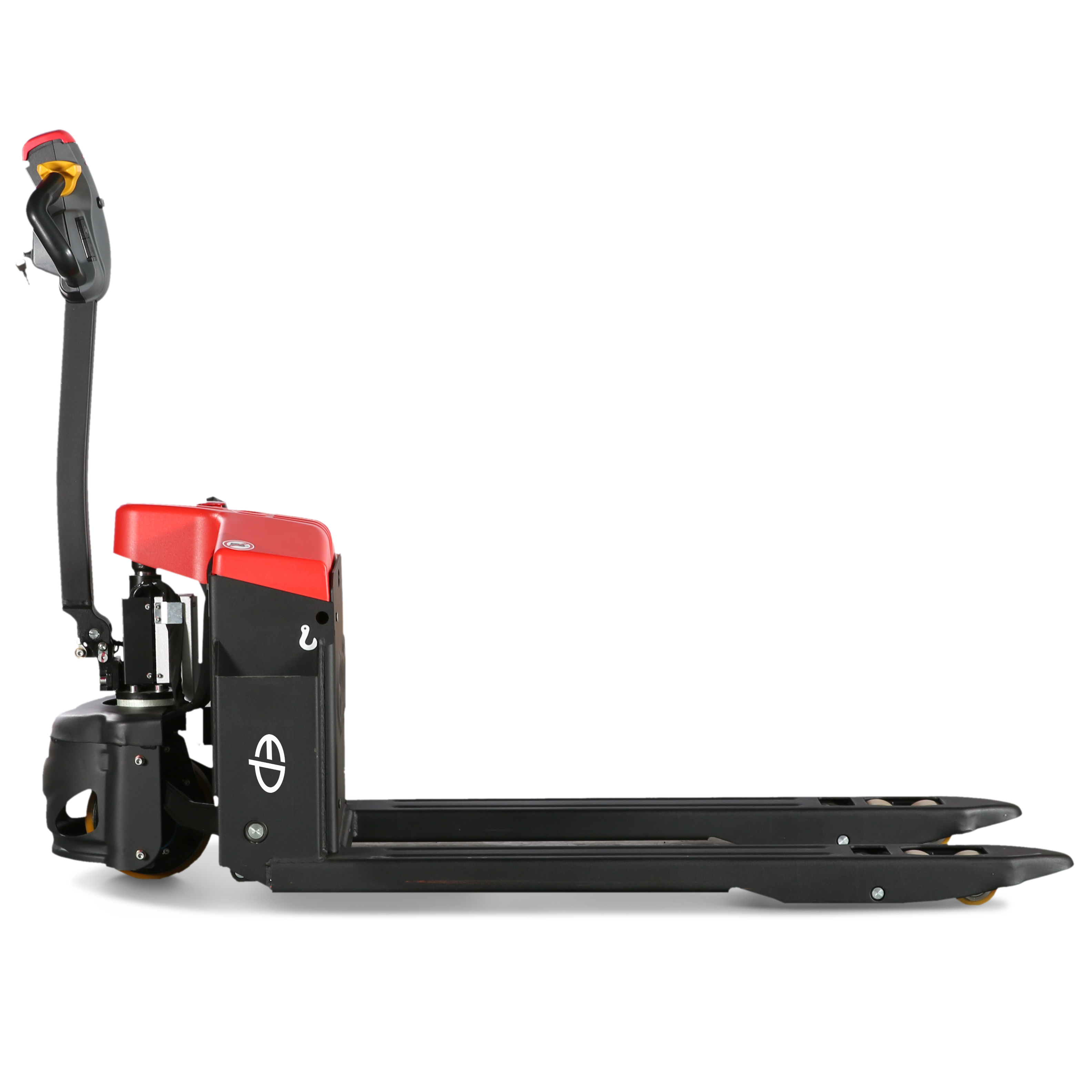 Ep pallet jack skirted flatbed with tool boxes