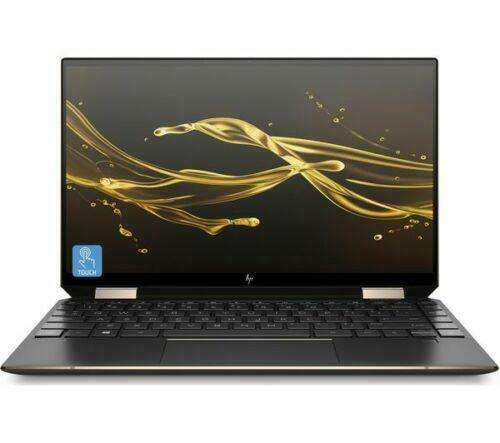 "ORIGINAL FOR-HP Latest Spectre x360 Laptop i7-9750H 6-Core-HP, 16GB RAM, 15.6 ""Touch 4K"
