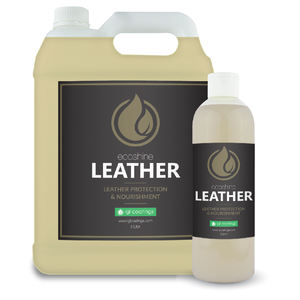 Premium 2 in 1 Car Leather Seat Cleaner and Conditioner Ecoshine Leather