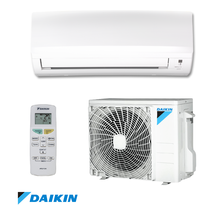 Inverter Air conditioner Daikin FTXB35C / RXB35C with A+/A+ energy class of cooling / heating