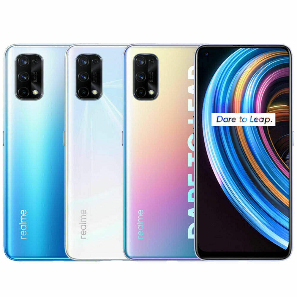 "Realme X7 5G Dual SIM 6.4 ""AMOLED Octa Core 128GB 64MP 4300mAh Phone"