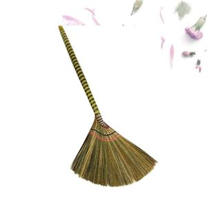 Natural Straw grass broom