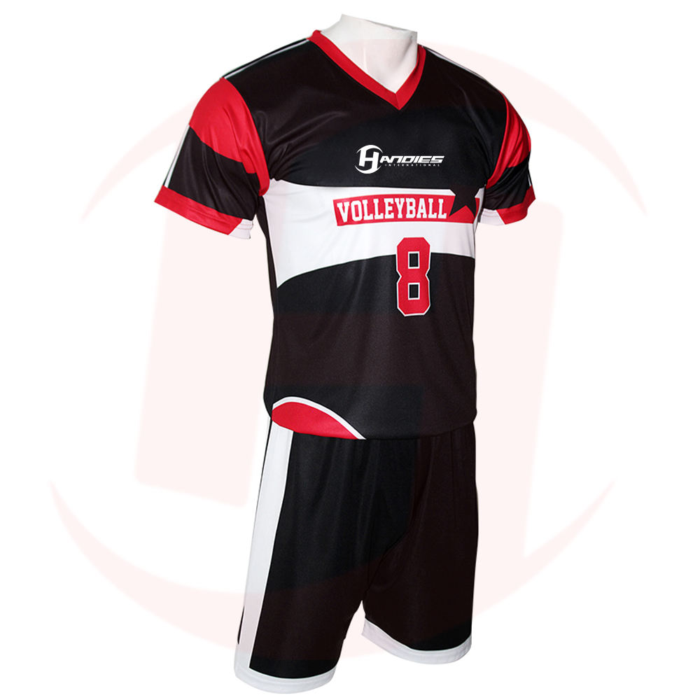 Professional manufactured Custom Volleyball uniform Cheap price