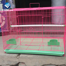 aluminium and iron cages Type bird cage for decoration