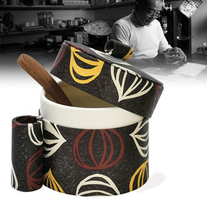 Sugar Pot Paper Hand Made Kitchen Ware Wholesale