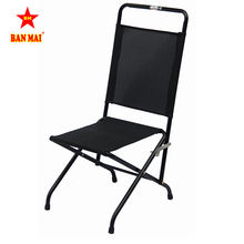 High Quality For Foldable Metal Chairs Used In Many Situations Cheap Beach Folding Chair