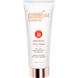Cosmosun By Cosmopolitan Spf 30 Pina Colada Sunscreen 6.76Oz Anti Aging Skincare Ingredient