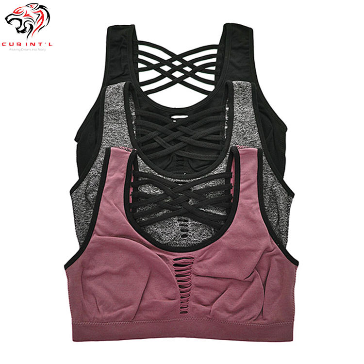 Direct Factory OEM Service Wireless Sports Bra