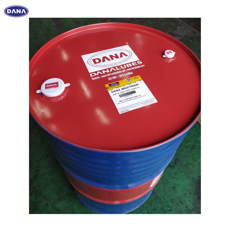 Huge Demand Dana EVO CNG/LNG Engine Oil
