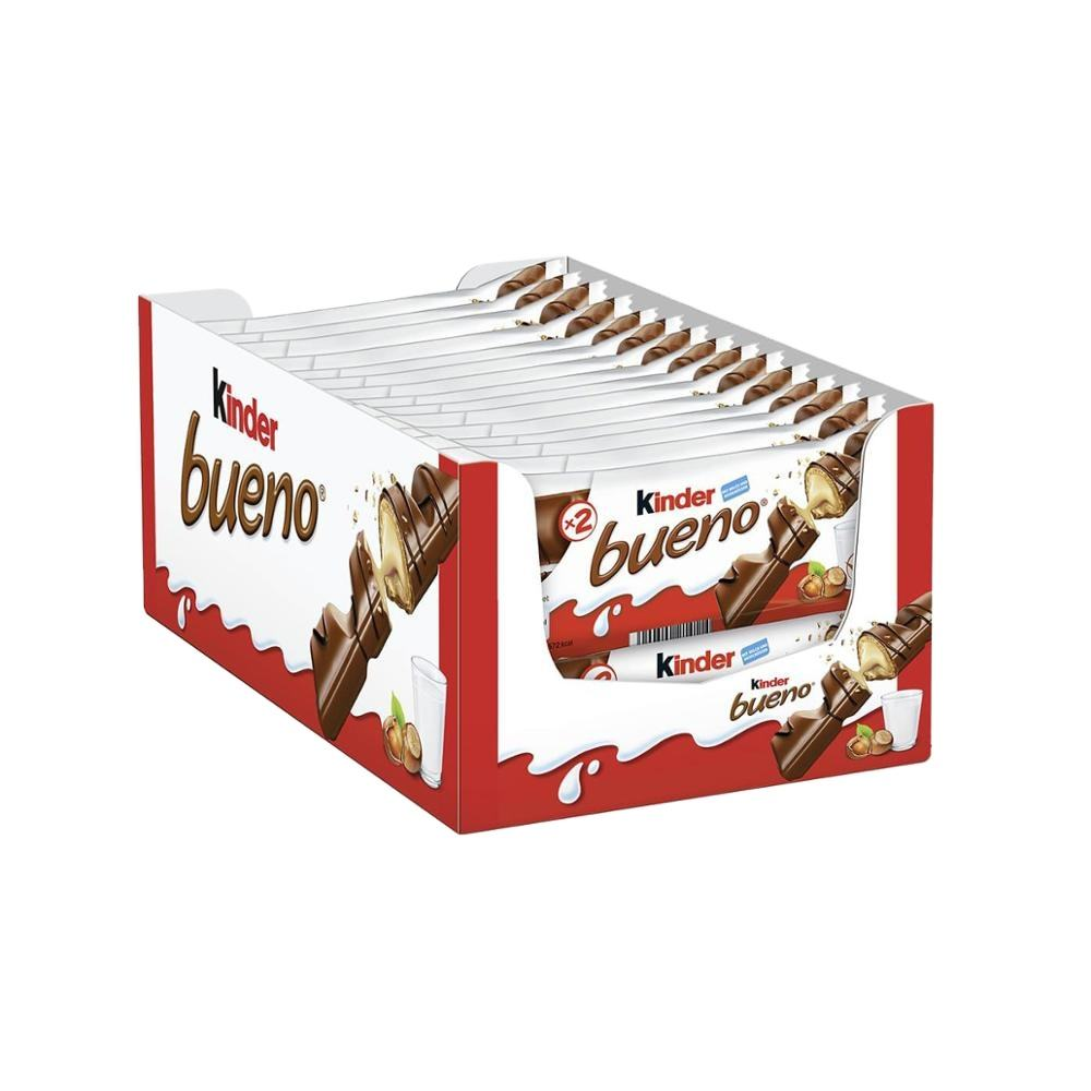 Buy Kinder Bueno Chocolate 215g Online - Shop Food .^%%