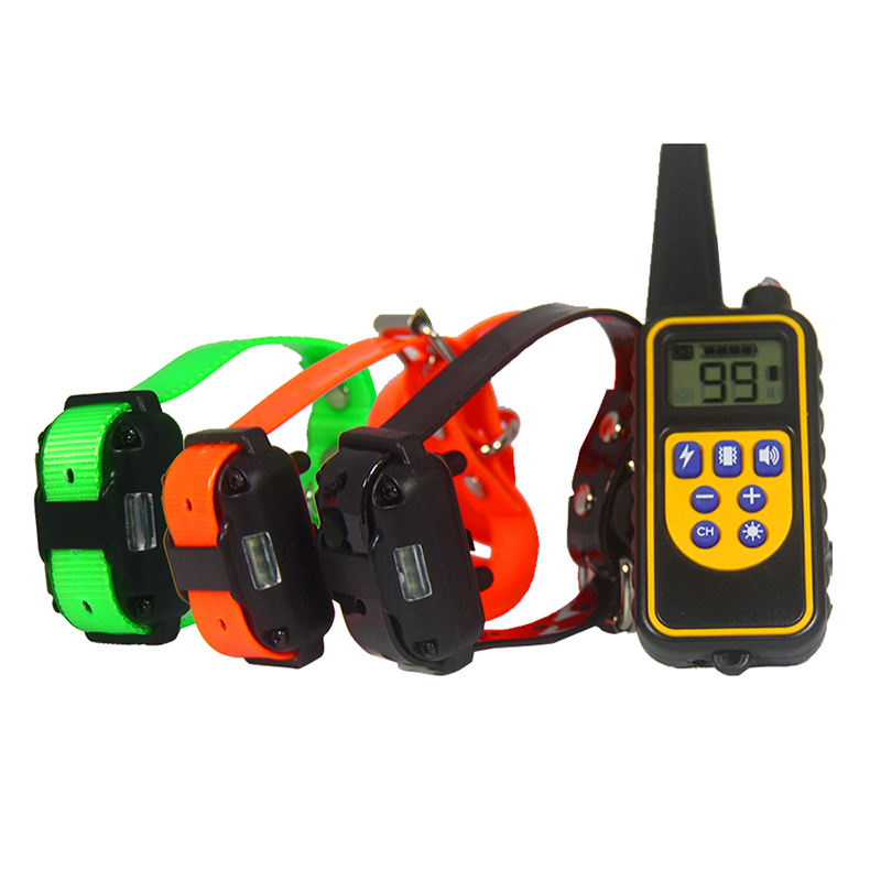 Graphic Customization [ Training Dog ] No Bark Collar New Outdoor Safe Control Training Anti Bark Device No Collar Dog Bark Control