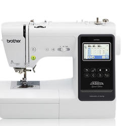 Sales discount on Brand New  Brother LB7000 Computerized Sewing and Embroidery Machine