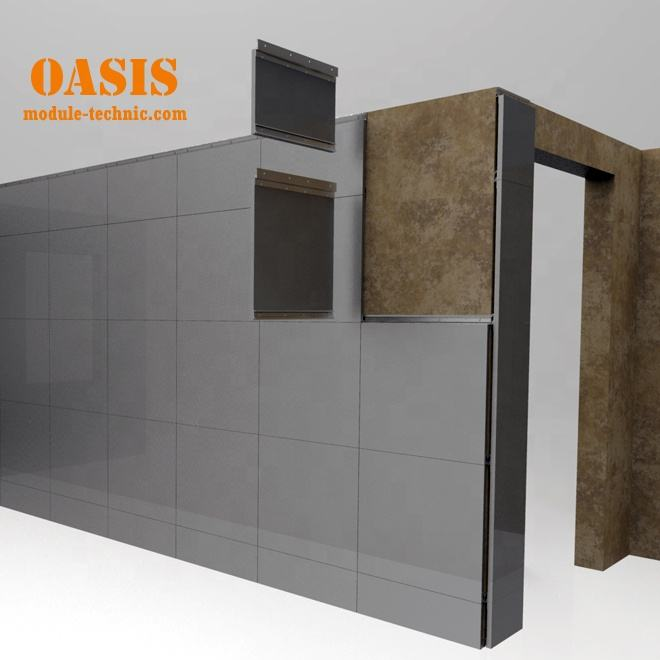 Wall Cladding System