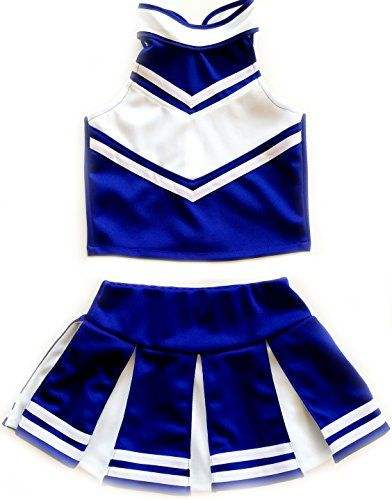 Top Fashion Vrouwen Sexy Outfits Sport Praktijk Slijtage Cheerleader Team Uniform Set <span class=keywords><strong>Cheerleading</strong></span> Workout <span class=keywords><strong>Kleding</strong></span>