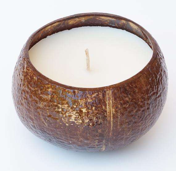 Coconut Soy Candle, Coconut Candle
