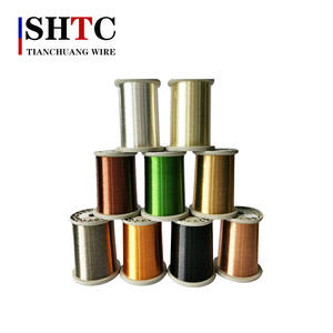 0.55mm military enameled copper wire enameled magnet wire
