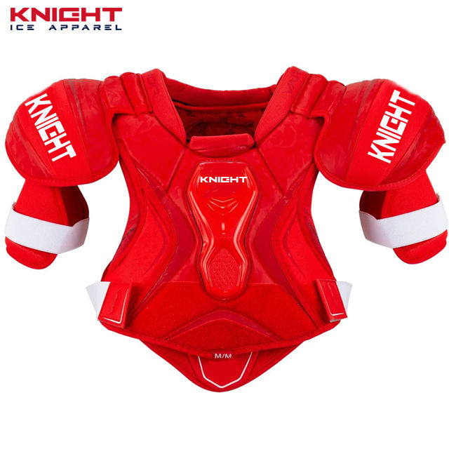 New Arrival Soft Full Protector Chest For Ice Hockey Sports Hockey Shoulder Pads