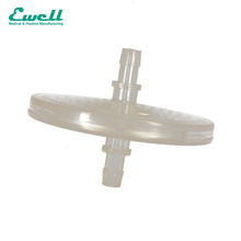 Consumable medical supply sterile syringe filters